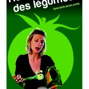 affiche spectacle humm les légumes mars 2016