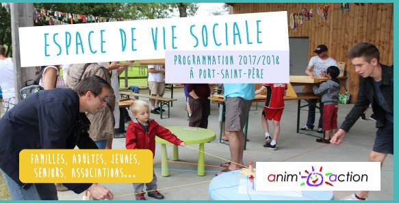 Programmation espace de vie sociale 2017 2018 animaction for Espace de vie construction
