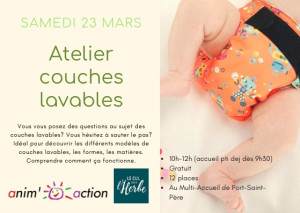 at couches lavables