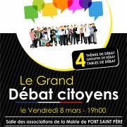 Grand debat A4 2019